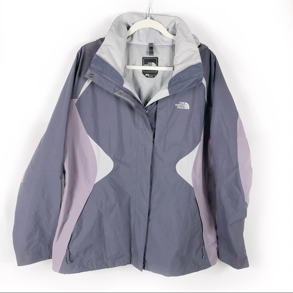 North Face Boundary Triclimate Hyvent Shell Jacket